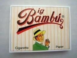 Big Bambu Rolling Papers (3 Packs) (Original Version)]()
