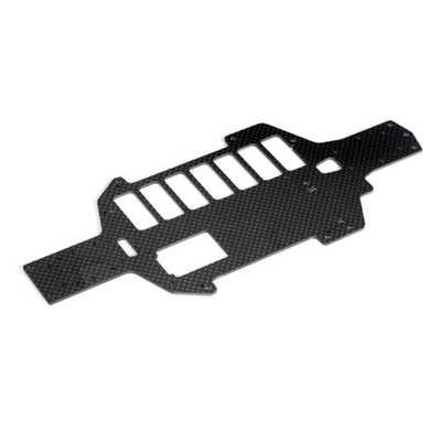 SPORTSWERKS Graphite Main Chassis: E Racers SWK6034
