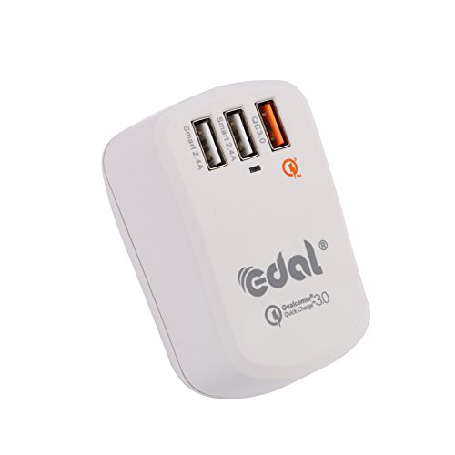 Edal Charger International Adapter samaung product image