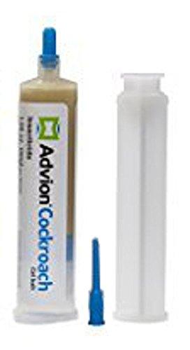 Advion Roach Gel (Advion Syngenta Cockroach Gel Bait (1 Tube))