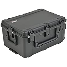 SKB 3I-2617-12BE Mil-Std Waterproof Case with Wheels Empty