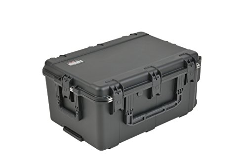 SKB 3I-2617-12BE Mil-Std Waterproof Case with Wheels Empty by SKB