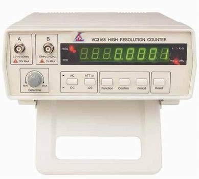 Victor Frequency Counter, High Resolution VC3165, Ship from USA