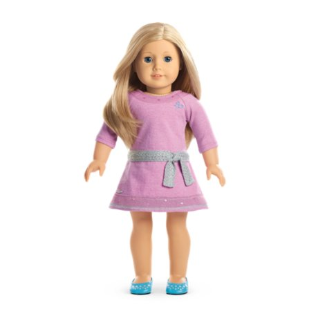 American Girl - Truly Me™ Doll: Light Skin, Layered Blond