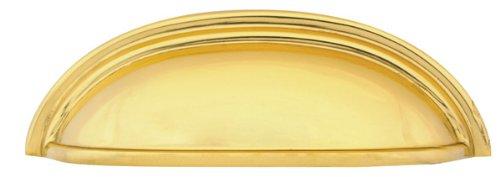 Emtek 86173US3 Traditional Brass 4