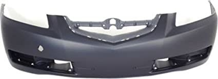 Amazoncom CPP Primed Front Bumper Cover Replacement For - 2006 acura tl front bumper