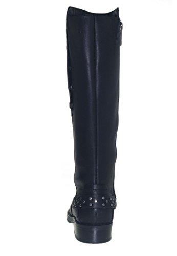 Harley Davidson Mollie - Biker Boots de cuero mujer negro - negro