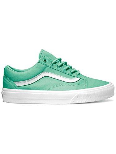 Vans Vd3hesp, Zapatillas Unisex Adulto Biscay Green/True White