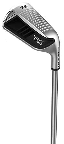 Square Strike Wedge, Black -Left Hand Pitching