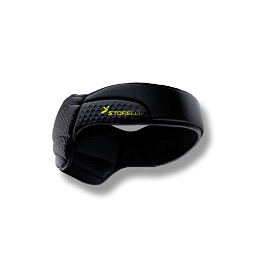Head Guard - Storelli ExoShield Head Guard |Soccer Equipment  & Head Injury Prevention |Ultra-light Padded Headband|Sweat-Wicking|Black