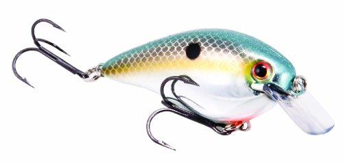 Strike King HCKVDS1.5-514 SquareBill Crankbait 2-1/2-Inches, 7/16-ounces