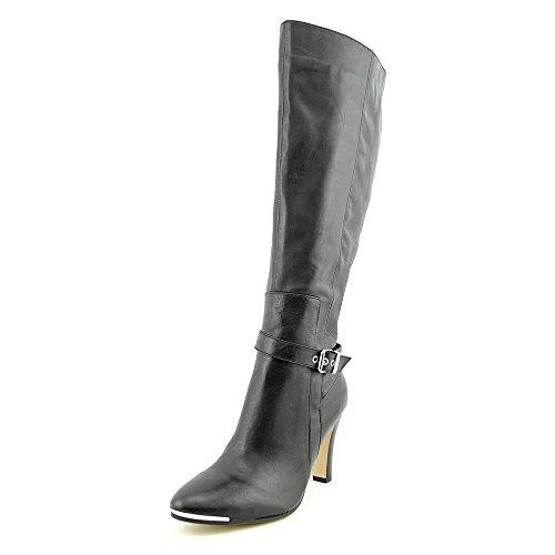 Marc Fisher Ibis, Fashion Stiefel Frauen, Spitzenschuhe, Leder Black