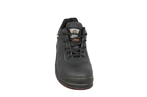 jallatte jalbison X2S3HRO CI Zapatos de trabajo Trabajo Guantes plano negro, Negro - negro, 39