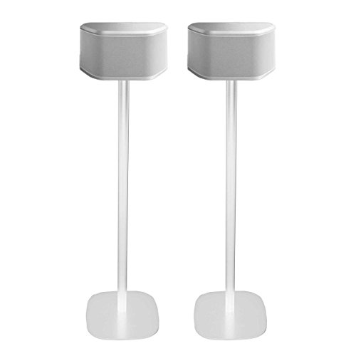Price comparison product image Vebos Floor Stand Yamaha WX-030 Musiccast White Set en Optimal Experience in Every Room - Compatible with Yamaha WX-030 Musiccast