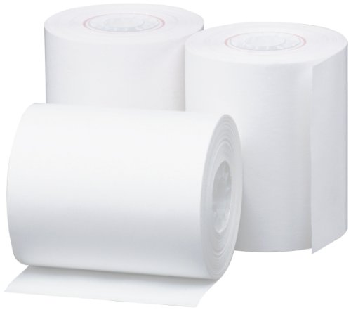 PM Company Mini Rolls - 44 mm x 52 Feet Bond, 10 Rolls per Pack (05202A) (Company Calculator Pm)