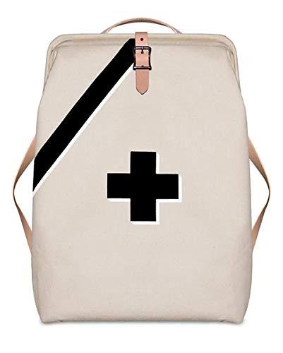 The Prepster Emergency Backpack- Black