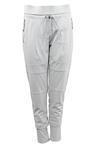 Raffaello Rossi - Pantalón - para mujer gris gris 46