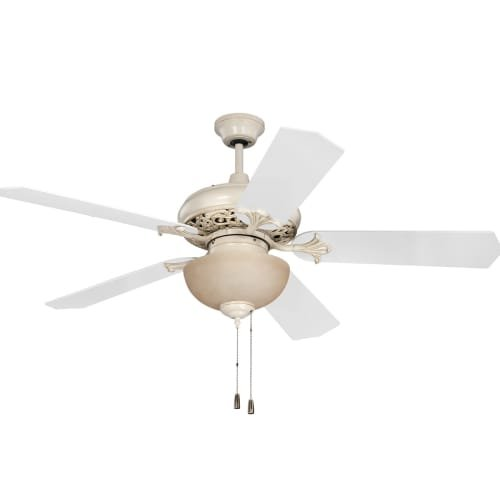 Cheap Craftmade MI52AWD Ceiling Fan with Blades Sold Separately, 52″