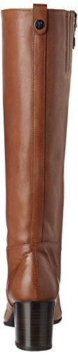O'Polo High Women's Long Cognac Heel Marc Braun Boots 70814178201110 41qH1w