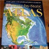 A Kids Guide to the People and Places of America: State-by-state Atlas