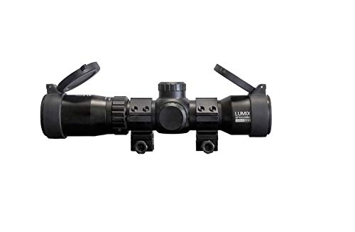 KI Killer Instinct Lumix Speed Ring 1.5-5x32 IR-E Crossbow Archery Scope #1020