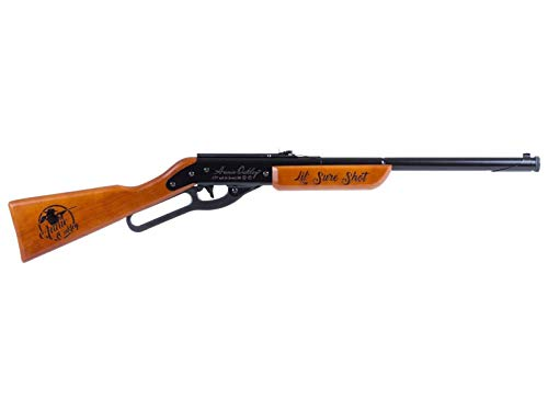 (Western Justice Lil Sure Shot Annie Oakley Lil Sure Shot BB Rifle)