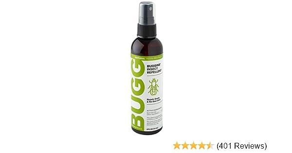 Buggins Natural Insect Repellent 0/% Deet