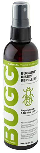 BUGGINS Natural Insect Repellent 0% - Biting Insect Repellent