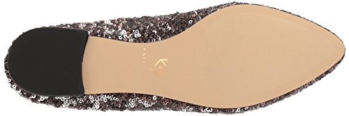 Katy Perry Womens Den Kyra Ballett Flat Black1