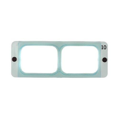Donegan Optical OptiVISOR Lens Plate 3.5X at 4