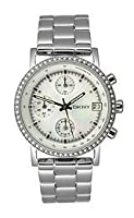 DKNY Chronograph Mother of Pearl Ladies Watch NY8339 from DKNY
