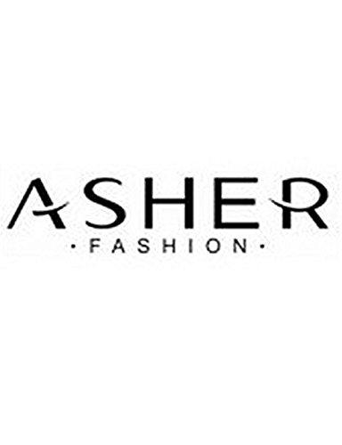 Asher Boho Impression Sundress Décolletée Couvrir La Plage V-cou En Bleu Robe De Soirée