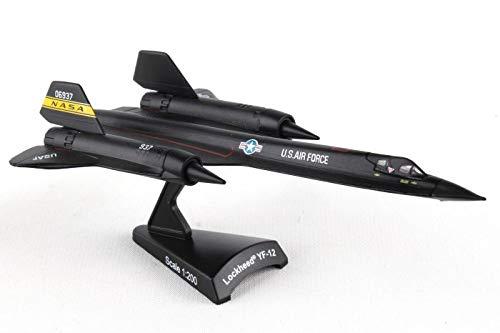 (Postage Stamp NASA YF-12 (SR-71 Blackbird) (1:200) PS5389-1)