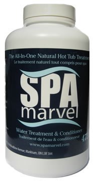 Spa Marvel Water Treatment & Conditioner 16 fl oz