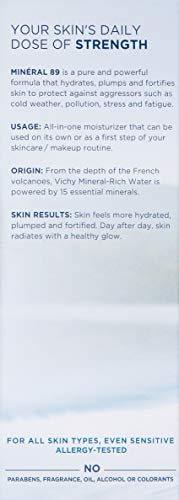 Vichy Minéral 89 Daily Skin Booster Serum and Moisturizer, 1.69 Fl. Oz. by Vichy (Image #1)