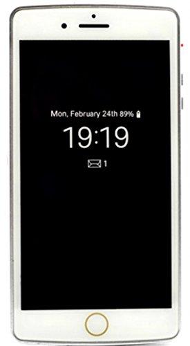 Diamondback Cell Phone Stun Gun - Cheetah Max Power - iPhone modernized face - Recharges via USB, Charge Block and Cord Included - Gun Diamondback