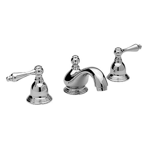 Newport Brass 7000 Newport 365 Widespread Lavatory Faucet Less Handles, Polished Chrome by Newport Brass (Image #3)