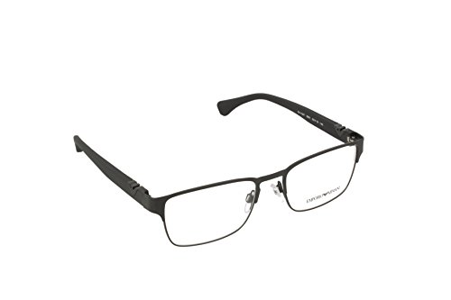 Emporio Armani EA 1027 Men's Eyeglasses Matte Black - Men Glasses Emporio For Armani