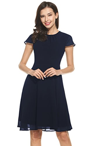 Buy dress with a flare - 5