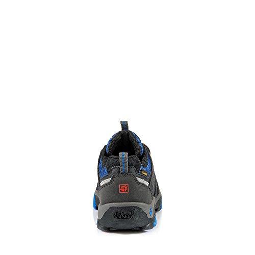 Jack Wolfskin 4011572-1505 MTN Storm Texapore Burschen Outdoorschuh Polyester Blau