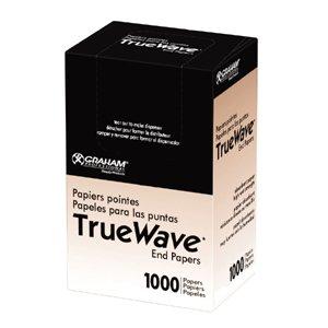 Graham Beauty Salon Truewave Jumbo End Paper 1000 Pack ...