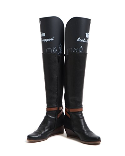Fill Your Boots, Womens Boot Shapers for Tall Boots, 1 Pair. Simple re-useable boot supports. Bonus Shoe Mitt.