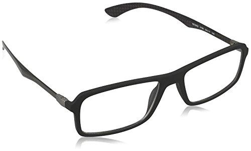Ray-Ban Eyeglasses RX8902 5196 Matte Black 54 17 - Matte Ban Eyeglasses Ray