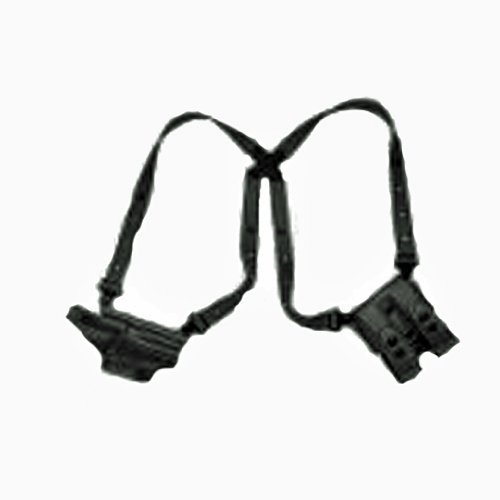 Galco Miami Classic Shoulder System - Galco Miami Classic Shoulder System for Sig-Sauer P226, P220 (Black, Right-Hand)