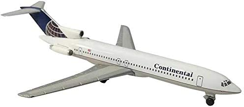 1/500スケールの航空機モデル、1/72スケールボーイング727から200ファイター合金モデル、子供のおもちゃとギフト