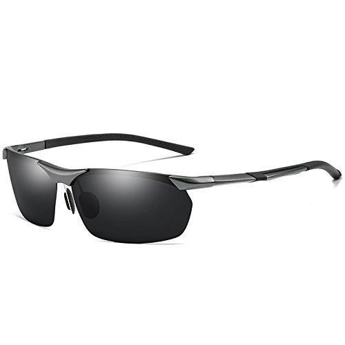 Gray Para Para Polarizadas Y Hombres Adecuadas Aire Sol Gafas Gray Como gray Conducir Playa Actividades Al De KKCF gray Libre Ixqtw4T0c
