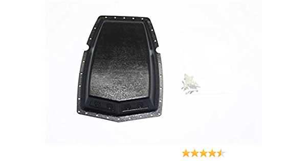 GPM R/C Scale Accessories : Air Intake Cover For TRX-4 Ford Bronco (82046-4) - 1Pc Set Black