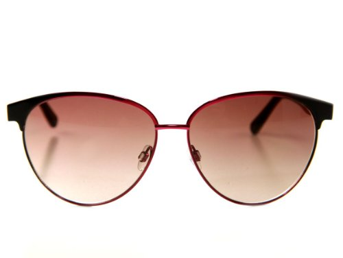 Miss Sixty Designer - Miss Sixty Designer Sunglasses Women 50' s Vintage Retro Clubmaster shades MX 552S/S