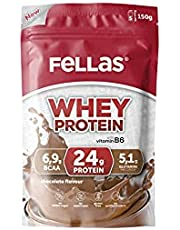 Fellas Protein Tozu 150 g (5 Porsiyon) - Çikolata Aromalı