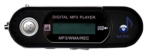 SCKC SCMPPDA MP3 Player  Black